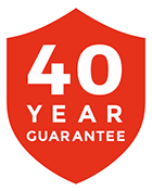 40 year guarantee